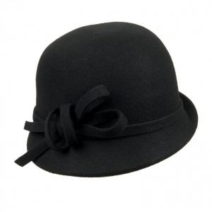 47428. cappello donna tipo cloche con ... 6f7fdd35ec9b