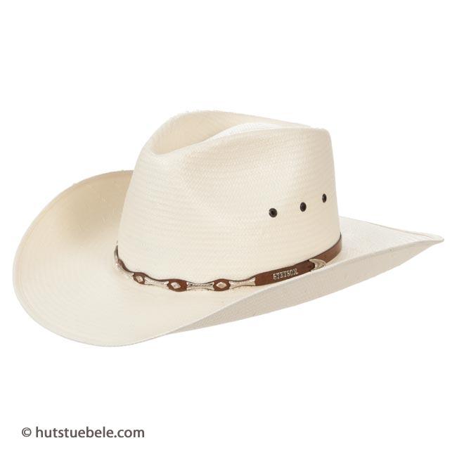 cappello estivo Horizon Cowboy by Stetson con tesa larga d87c01180e6