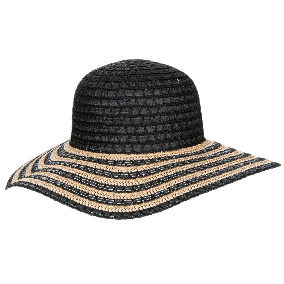 cappello estivo donna a tesa larga