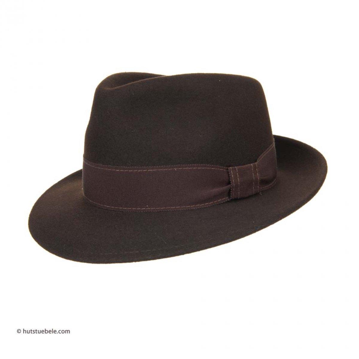 Manuel by MAYSER – cappello in feltro di lana da uomo dall  aspetto ... 5cd4042eb746