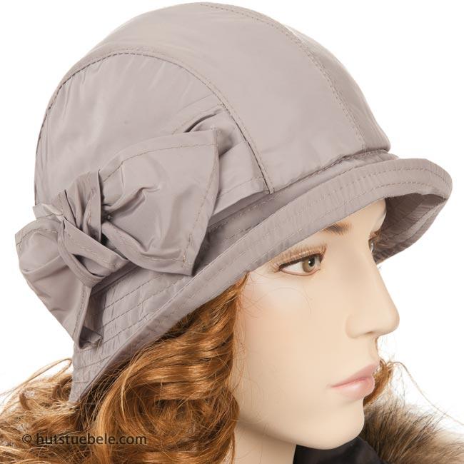 cappello idrorepellente da donna Cloche by Àmati con tesa piccola ... 97973b1b5eb7