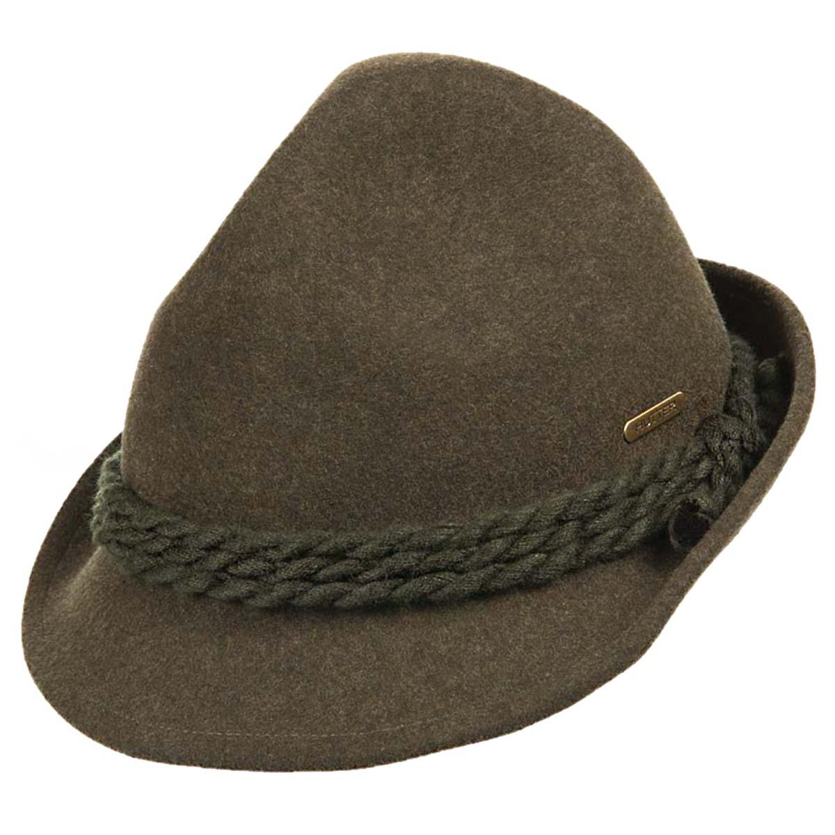 Hutter - cappello da caccia con una cordicella tripla 94de72ff672d