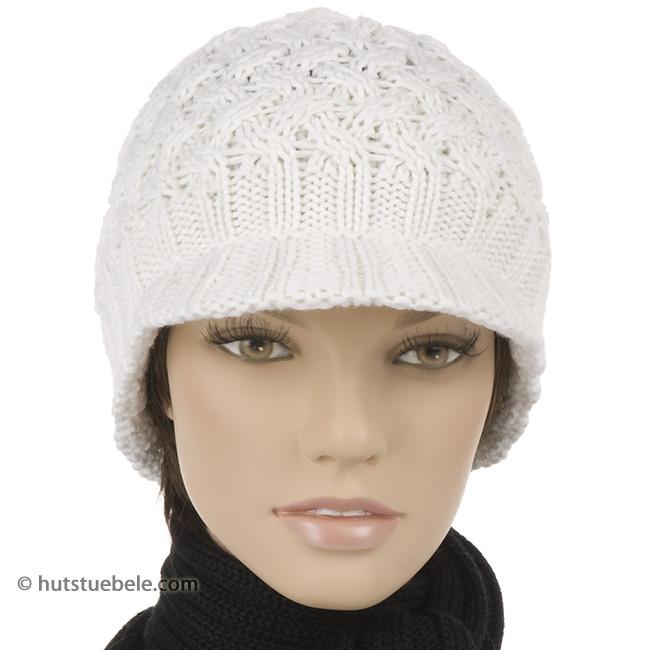 cappello in lana cotta discreta applicazione ... dd01d291a3e8