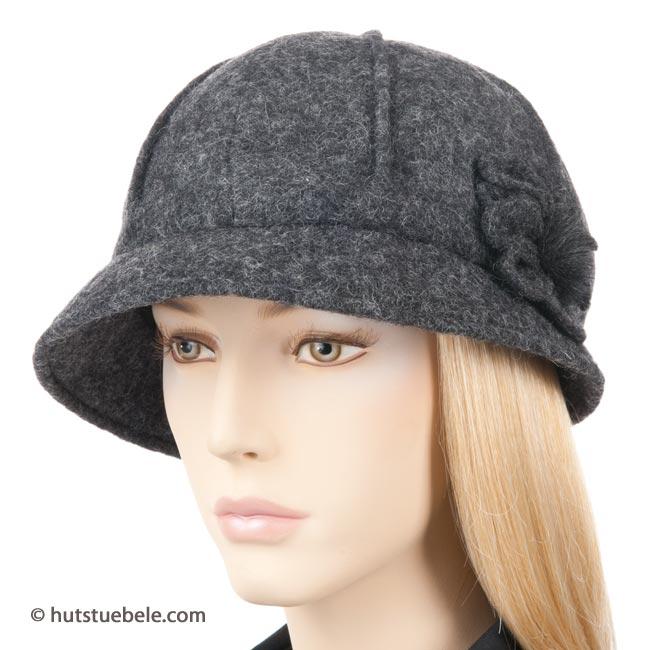 vera qualità fornire un'ampia selezione di acquisto autentico cappello in lana cotta