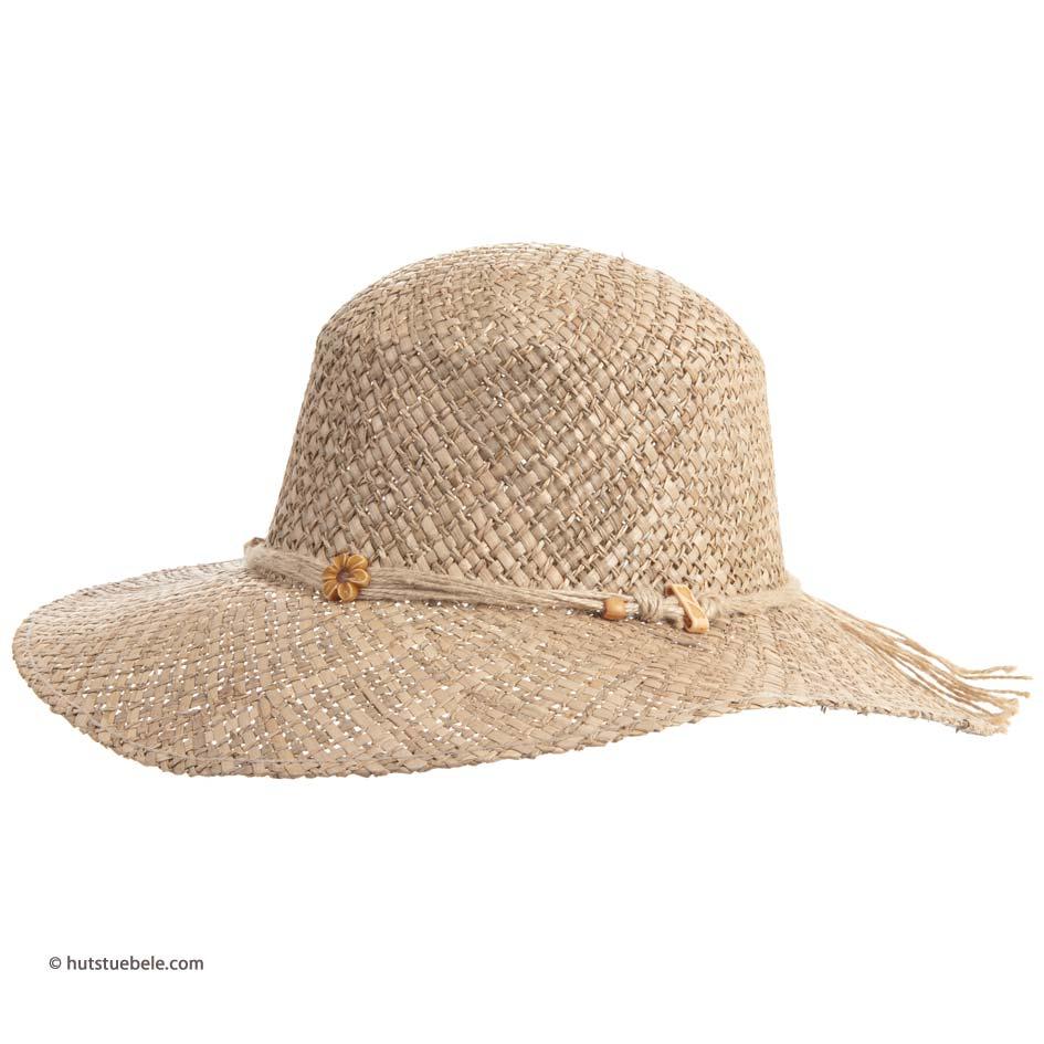 cappello paglia da donna firmato Hutter 8726e7635a31