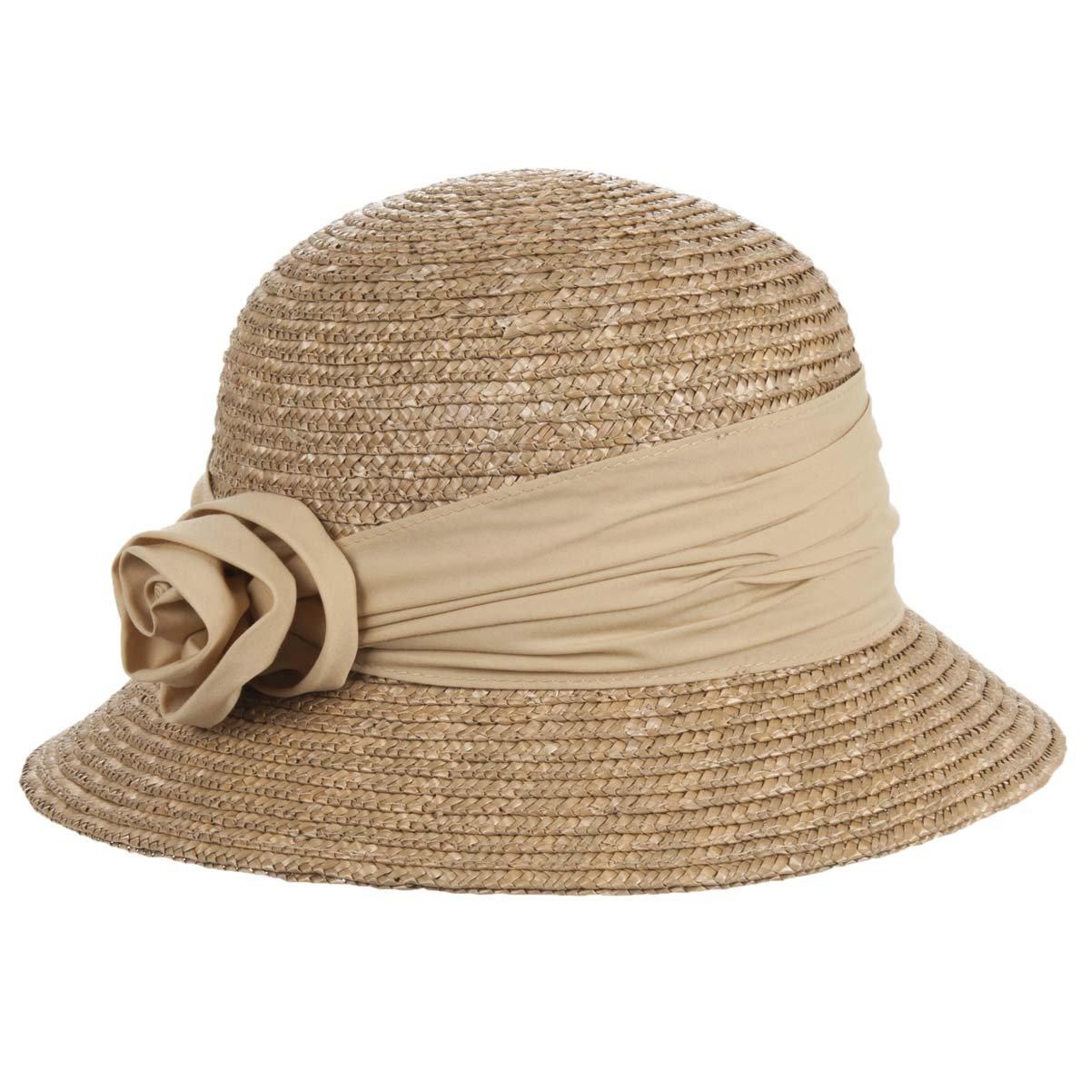 cappello paglia firmato SEEBERGER ... 3107dfdf51ed