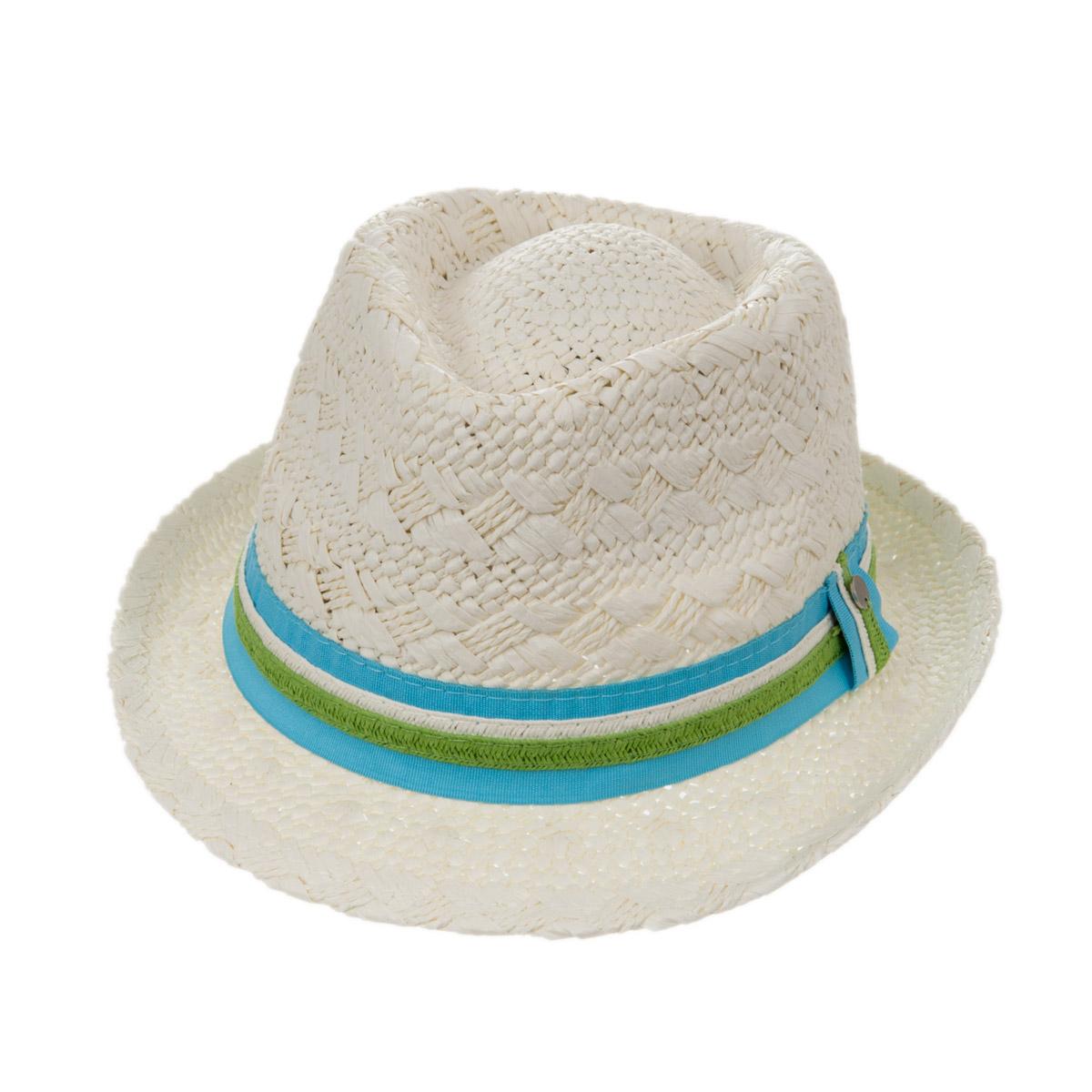 cappello trilby estivo bianco cappello trilby estivo bianco 1a0b30d43954