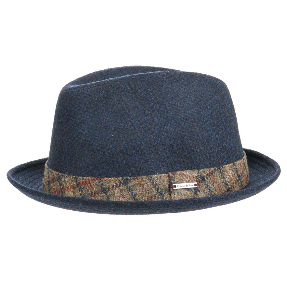 ... cappello trilby firmato Alfonso D´Este ... 1420ae13d80e