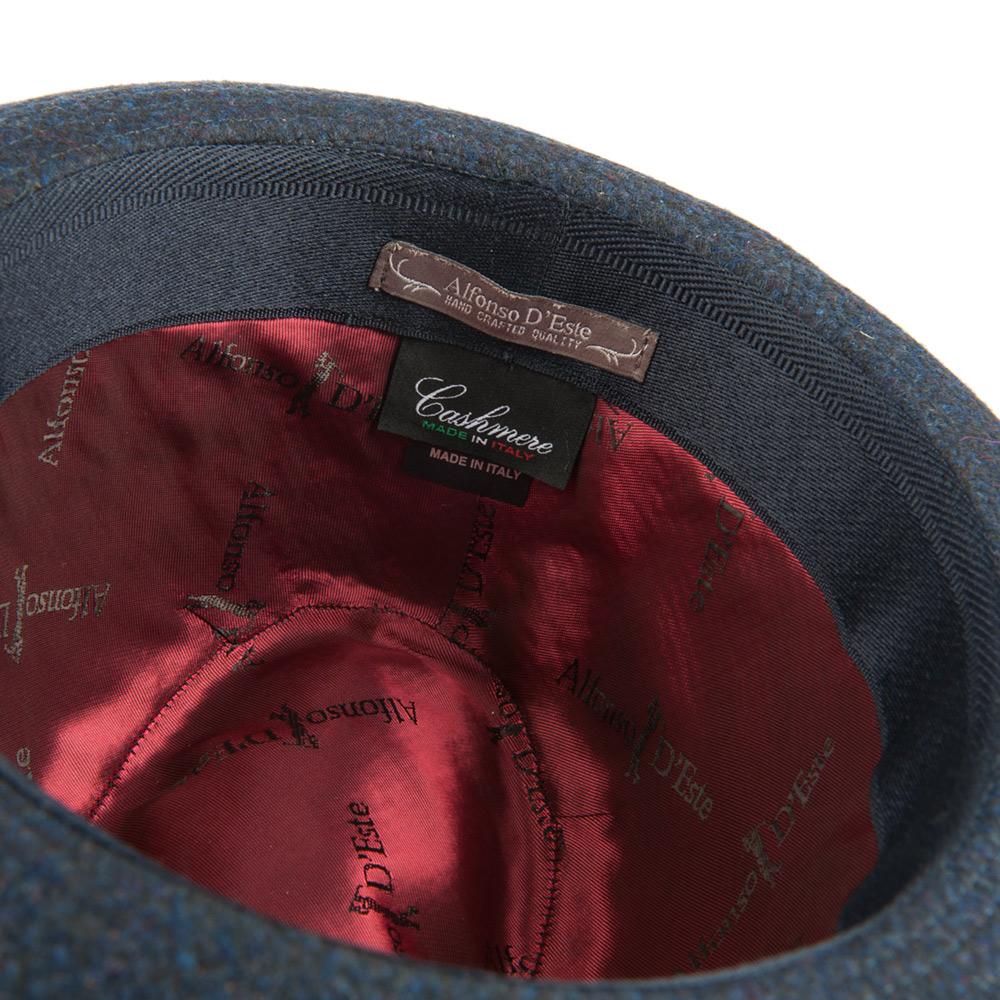 ... cappello trilby firmato Alfonso D´Este a7217ef3a846