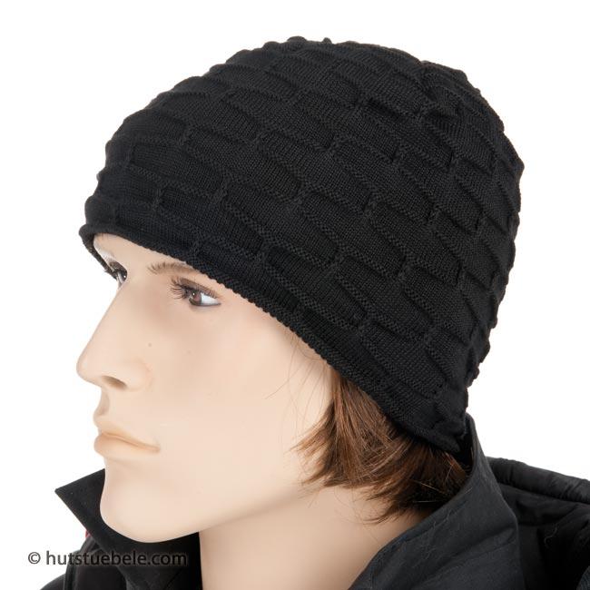 Magnifico copricapo lavorato a maglia con fodera in fleece cce20632a63b