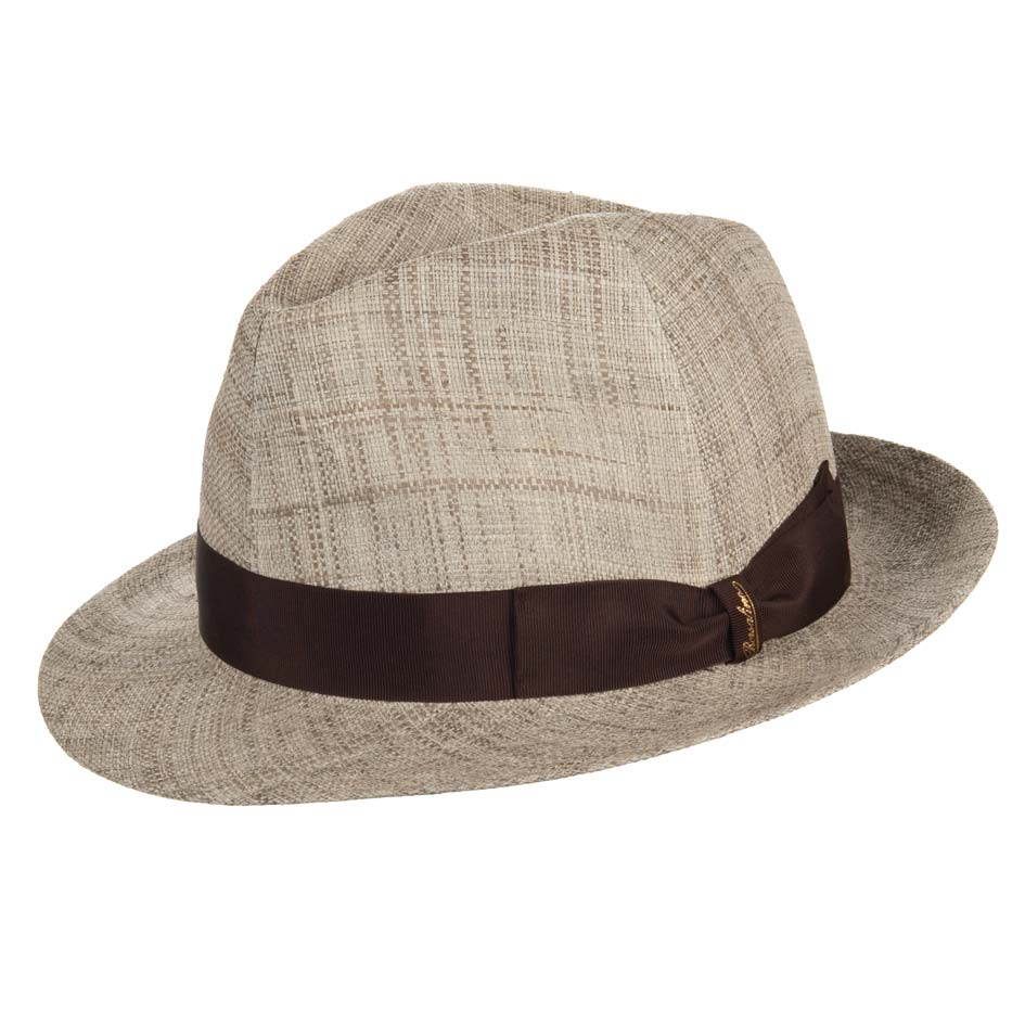 d48546fe Borsalinohats are unique - summerhats for men in straw - also unisex - made  in I