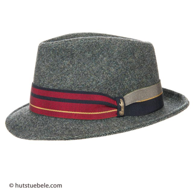 hat with a small brim by BORSALINO 32093adf8f31