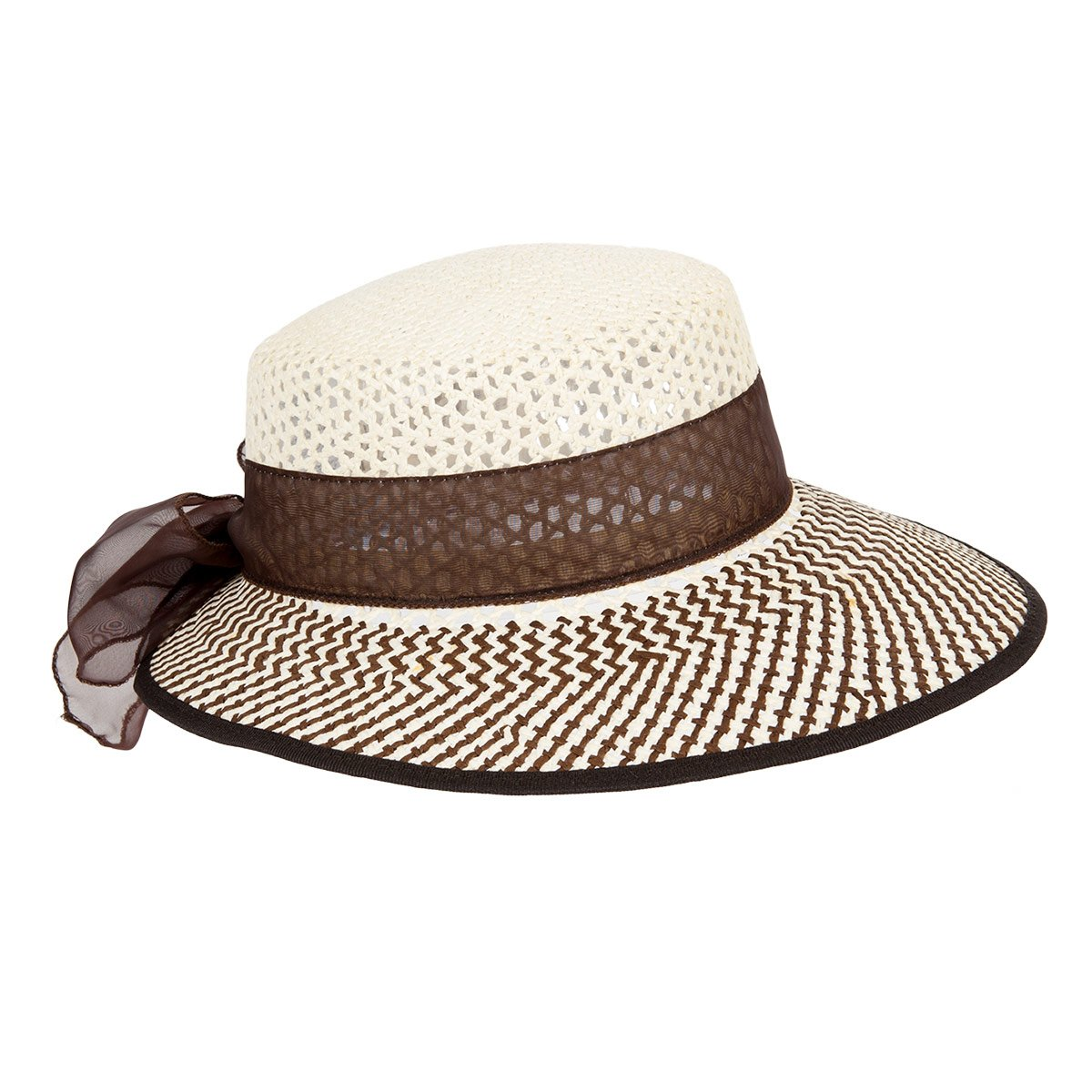 HUTTER women s summer hat with large shield 5bd565fcc2d