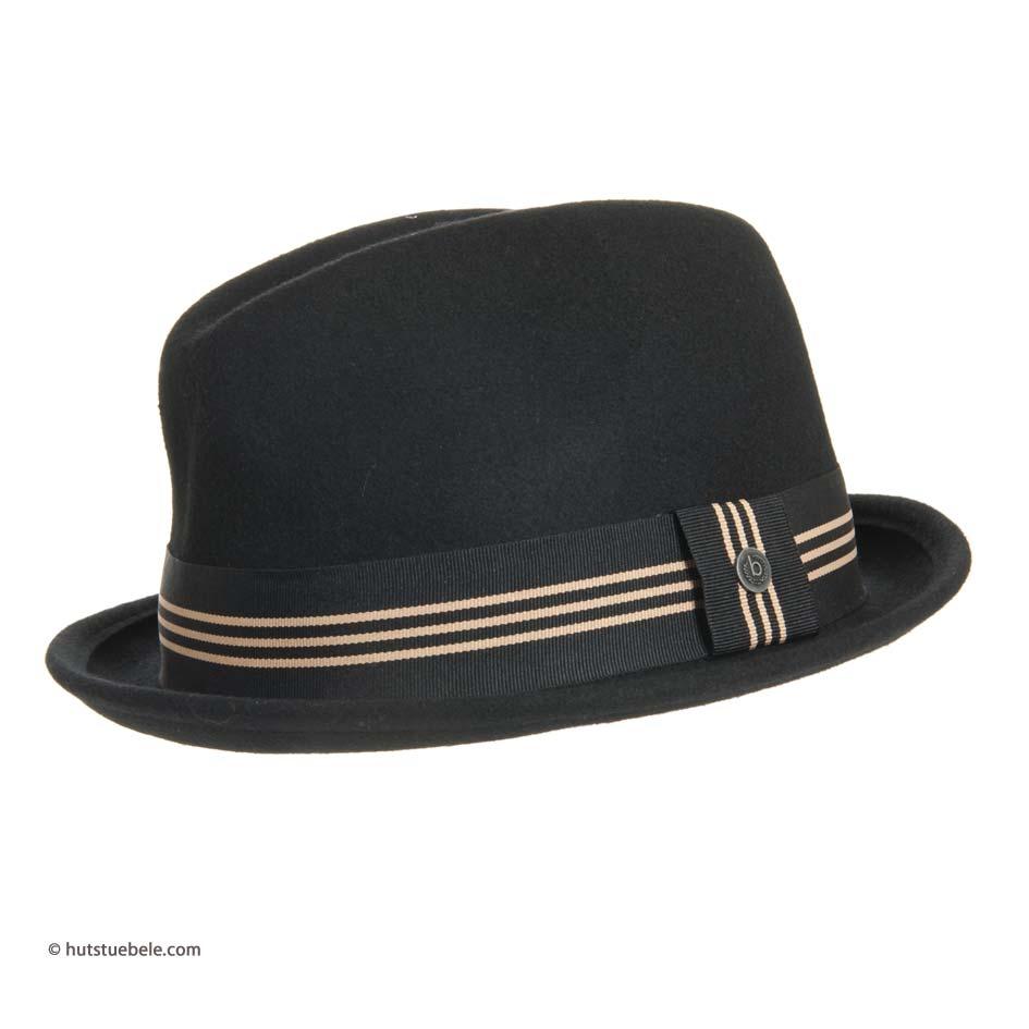 61996fadc9c mans hat Pork Pie by Bugatti
