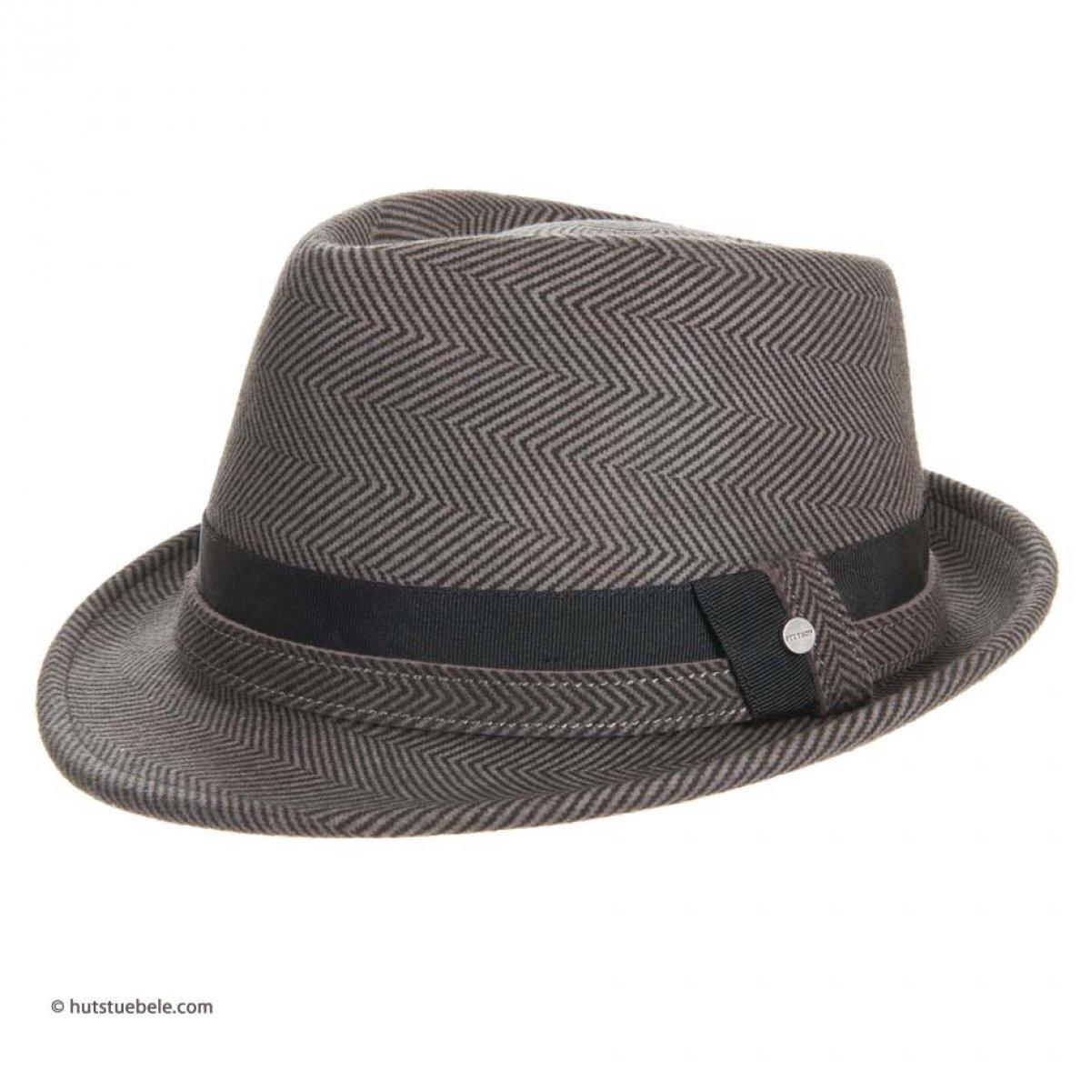 mans hat Trilby Randolph by Stetson c3f97cebb09