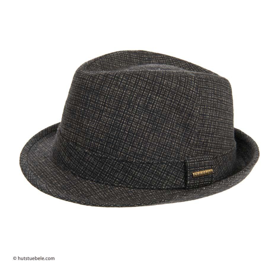 mans hat Trilby Richmond by Stetson 35d40a54c53