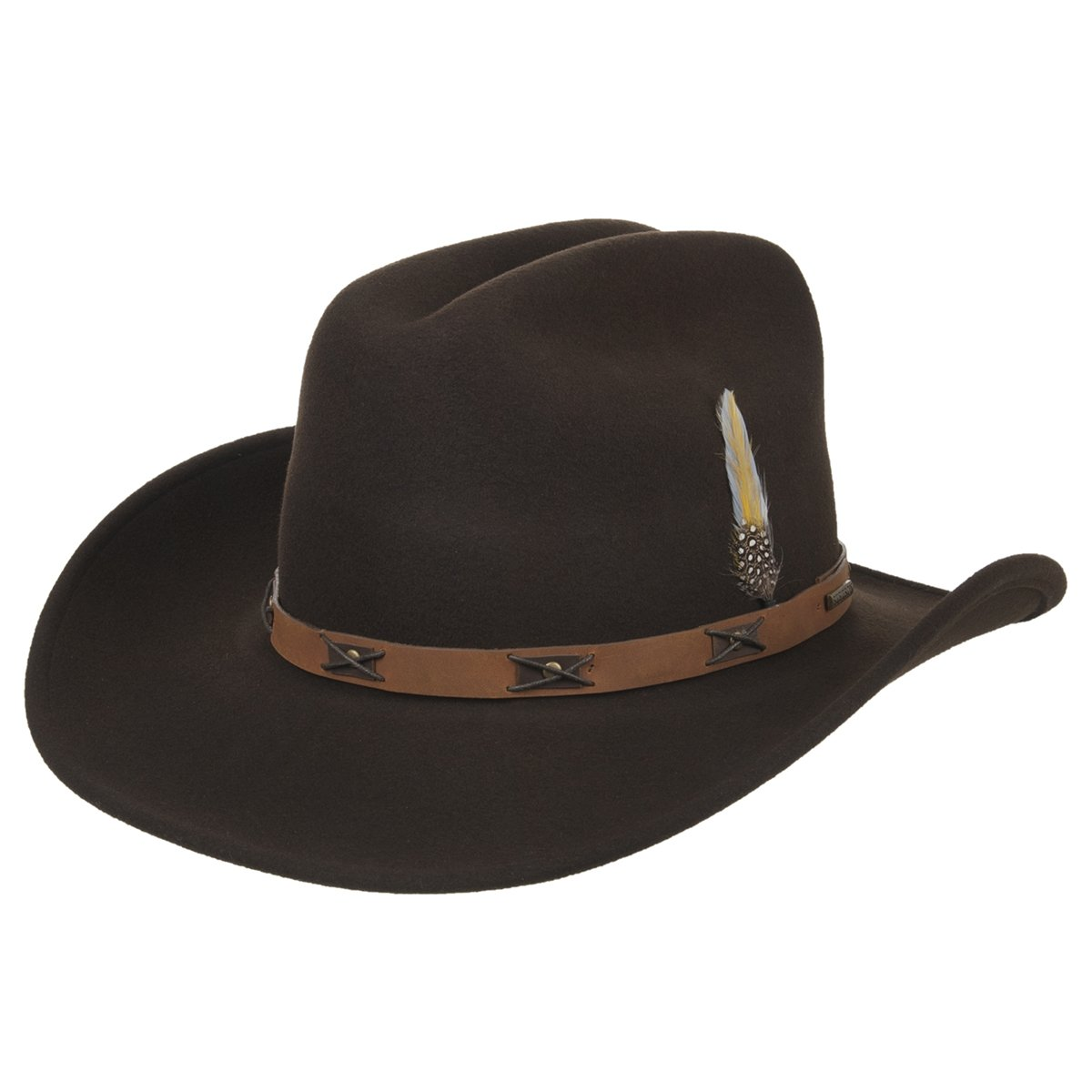 mans hat Victorville by Stetson 5cea27bf991