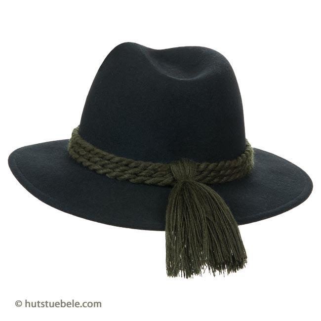 mans hat in wool felt Tirol by Hutter e1762d30e28