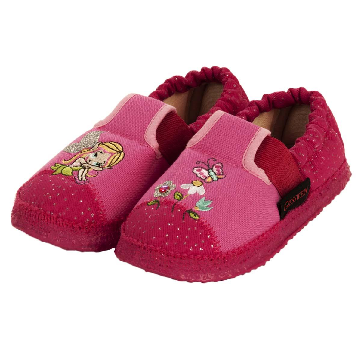 acquistare buona reputazione codici promozionali pantofole per bambini firmate GIESSWEIN