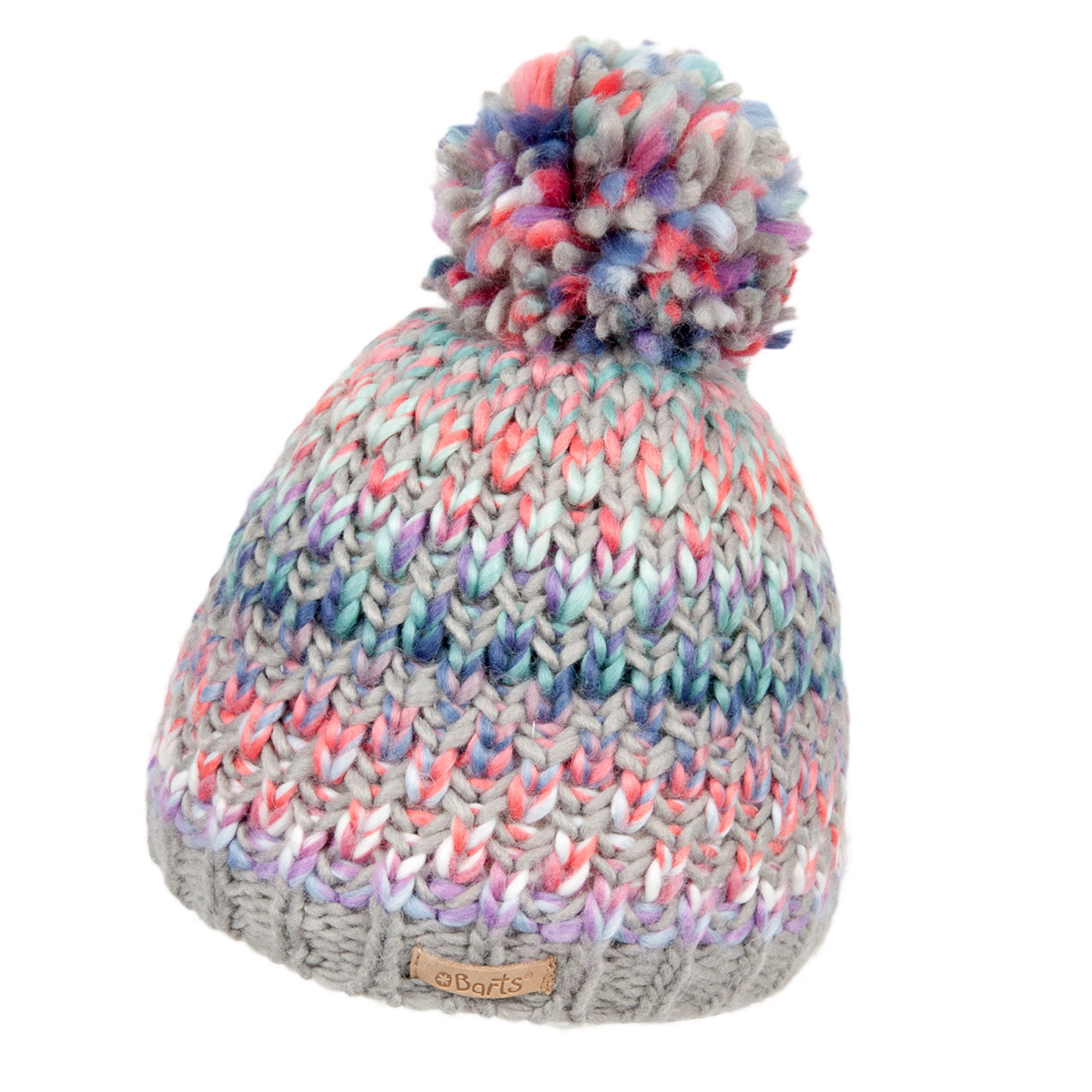 detailed pictures timeless design fashion styles pompom hat for girls Nicole Beanie by BARTS