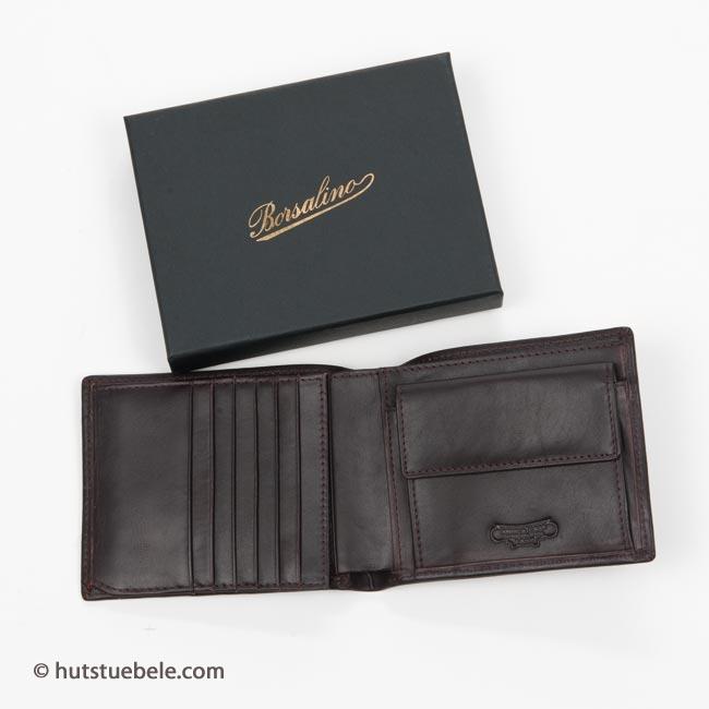 portafoglio in pelle by Borsalino ... 7f23c2a6a7f0