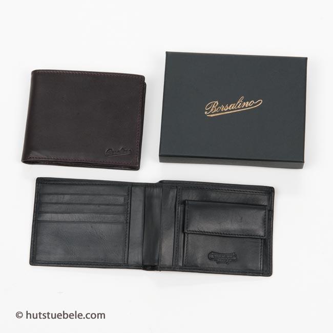 portafoglio in pelle by Borsalino portafoglio in pelle by Borsalino 890c4634cc00