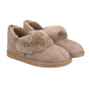 a065e306c lambskin slippers Karin by SHEPHERD