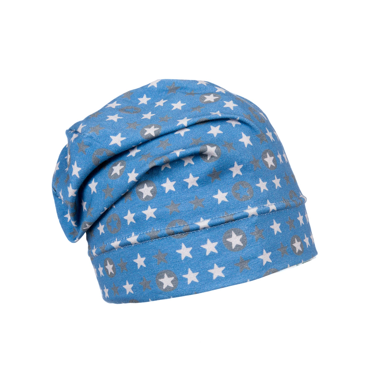 beanie for children with stars in cotton by STERNTALER 1ee58779e46