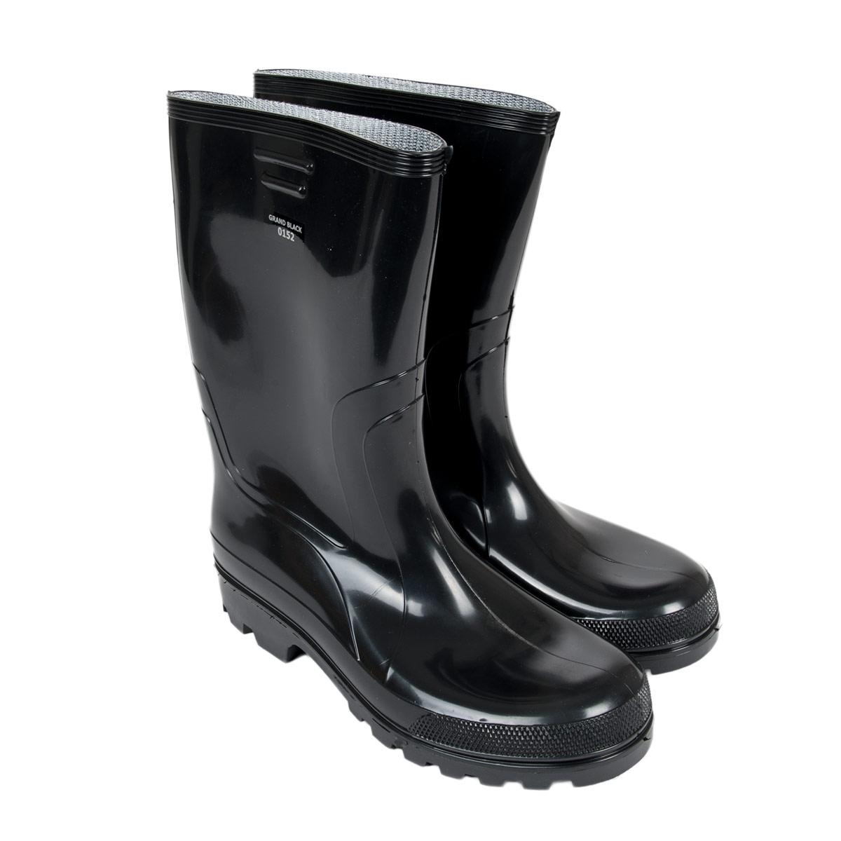 d54c598454 DEMAR stivali di gomma con suola antiscivolo e suola interna da uomo