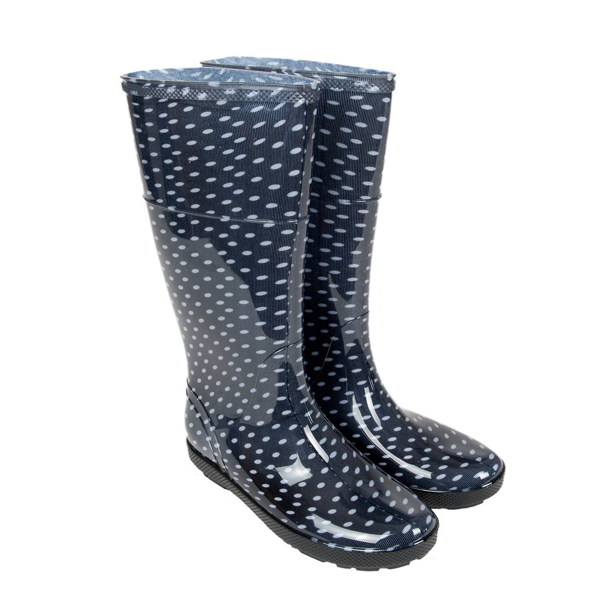 5e0330a166 DEMAR stivali antipioggia da donna con suola antiscivolo