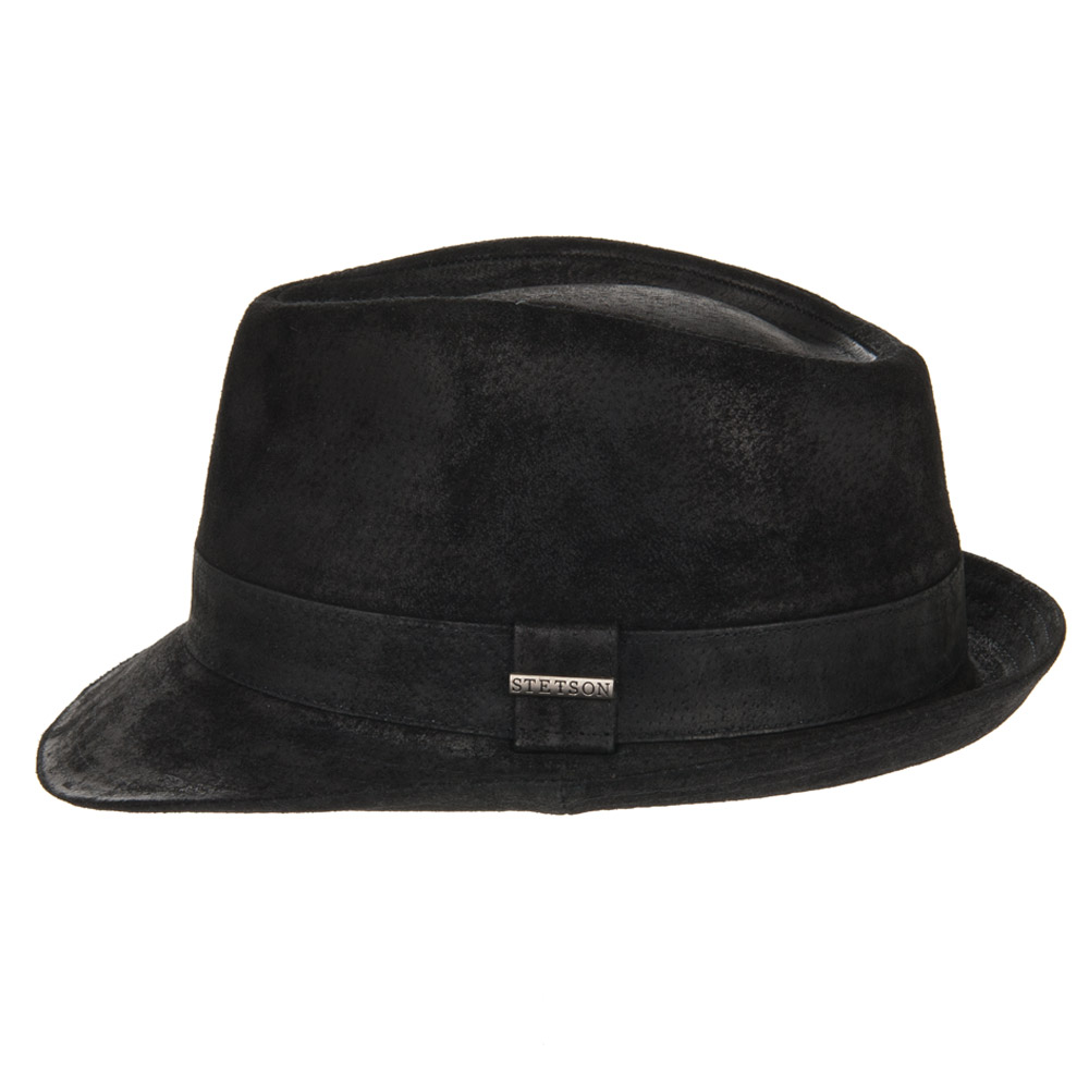 trilby hat Medula Pig Skin by STETSON  6a0d39f9555