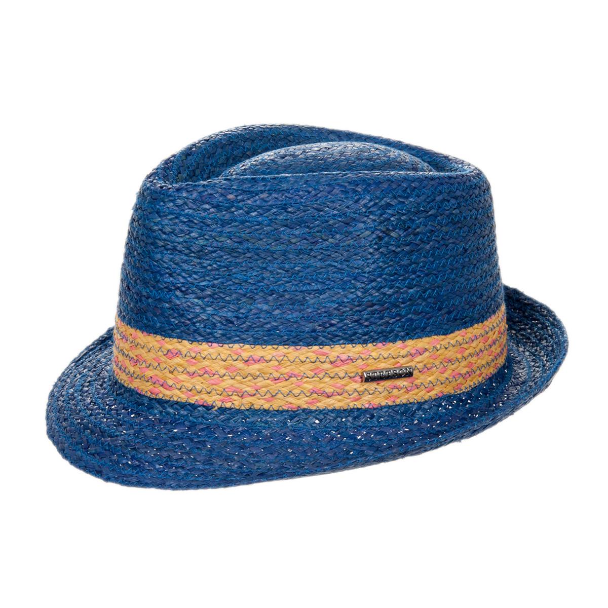 0f6ea9a3a trilby hat multicolour by STETSON