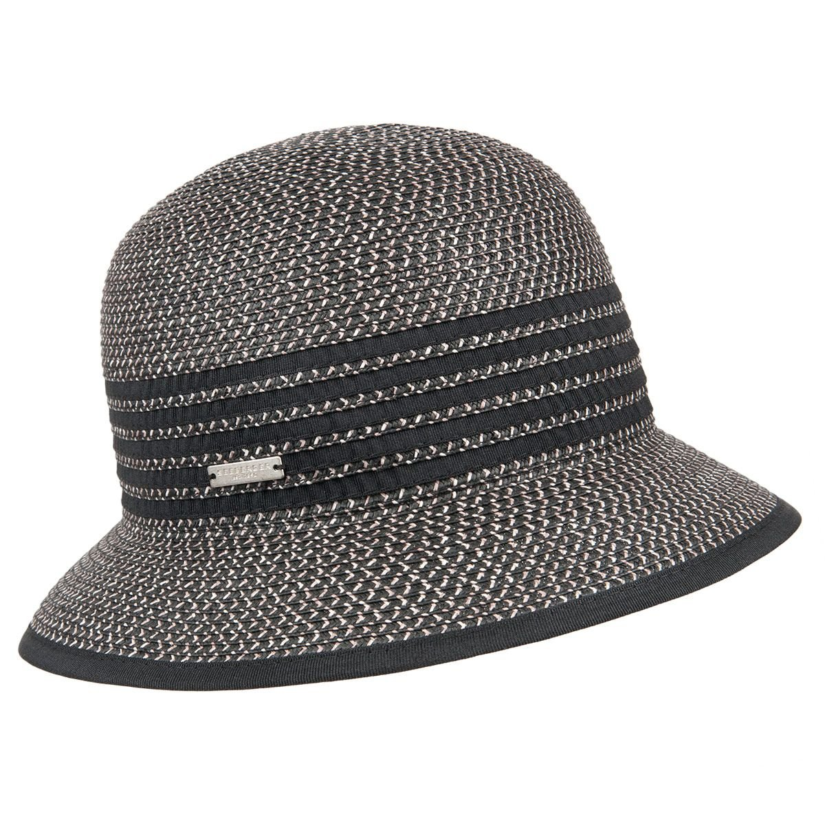 3d47e314128 SEEBERGER hat for women light and aestive