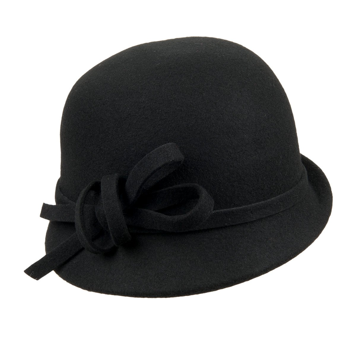 f10cb8e5844a15 woman's hat with small brim in woolfelt, EUR 49,90 --> Online Hatshop for  hats, caps, headbands, gloves and scarfs